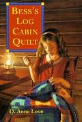 Bess's Log Cabin Quilt