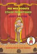 Stage Frightened (Pee Wee Scouts Series #32) - Judy Delton - Paperback