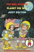 Planet Pee Wee (Pee Wee Scouts Series #34) - Judy Delton - Paperback