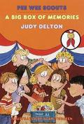 A Big Box Of Memories - Judy Delton - Paperback