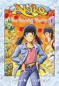 Akiko Stranded in Komura/Moonshopping