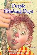 Purple Climbing Days