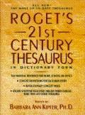 Roget's 21st Century - Princeton Language Institute - Hardcover