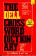 Dell Crossword Dictionary - Kathleen Rafferty - Paperback - Revised and Updated Edition