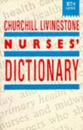 Churchill Livingstone Nurse's Dictionary