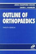 Outline of Orthopedics