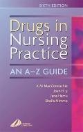 Drugs in Nursing Practice An A-z Guide