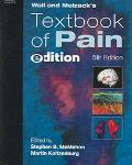 Wall And Melzack's Textbook of Pain E-edition Text With Continually Updated Online Reference