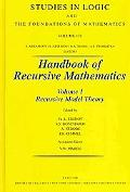 Handbook of Recursive Mathematics, Volume 2 Volume Set (Studies in Logic and the Foundations...