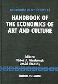 Handbook On The Economics Of Art And Culture