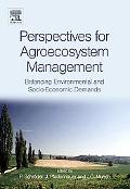 Perspectives for Agroecosystems Management
