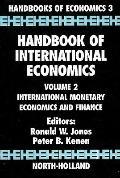 Handbook of International Economics International Monetary Economics and Finance