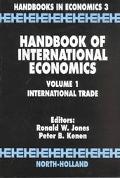 Handbook of International Economics International Trade
