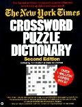 New York Times Crossword Puzzle Dictionary - Tom Pulliam - Paperback