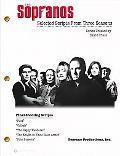 Sopranos Selected Scripts from Three Seasons  Final Shooting Scripts