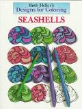 Ruth Heller's Designs for Coloring Seashells