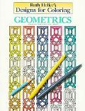 Ruth Heller's Designs for Coloring Geometrics