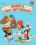 Woody's First Dictionary - Deborah Kovacs - Hardcover