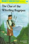 Clue of the Whistling Bagpipes