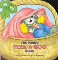 Pudgy Peek-A-Boo Book
