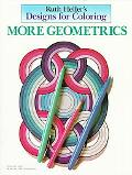 Ruth Heller's Designs for Coloring More Geometrics