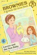 Lauren and the New Baby: A Brownie Girl Scout Book