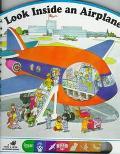 Look inside an Airplane - Patrizia Malfatti - Hardcover - BRDB/SPRL