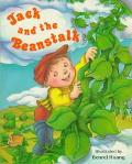 Jack and the Beanstalk - Benrei Huang - Board Book - BOARD BOOK