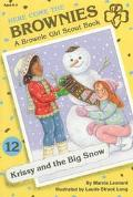Krissy and the Big Snow, Vol. 12