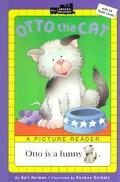 Otto the Cat A Picture Reader/With 24 Flash Cards
