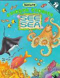 See What's in the Sea Nature Sticker Stories