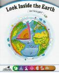 Look Inside the Earth - Nicoletta Costa - Board Book