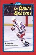 The Great Gretzky  (All Aboard Reading Series - Level 3) - Sydelle A. Kramer - Hardcover - L...