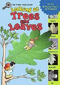 Looking at Trees and Leaves - Lara Rice Rice Bergen - Paperback - BK&STICKER