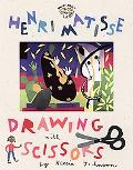 Henri Matisse Drawing With Scissors