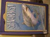 Sharks! GB: All Aboard Science Reader Station Stop 2 (All Aboard Reading)