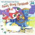 Little Engine That Could and the Snowy, Blowy Christmas