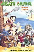 Treasure Trouble (Pirate School Series #5)