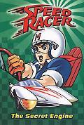 The Secret Engine (Speed Racer Series #3)