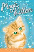 Summer Spell (Magic Kitten Series #1)