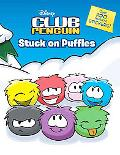 Stuck on Puffles (Club Penguin Series)