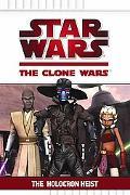 The Holocron Heist (Star Wars: The Clone Wars)