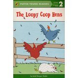 The Loopy Coop Hens (Puffin Young Readers. L2)(Chinese Edition)