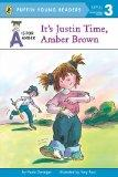 Its Justin Time. Amber Brown (Puffin Young Readers. L3)(Chinese Edition)