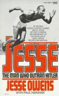 Jesse: The Man Who Outran Hitler - Jesse Owens - Mass Market Paperback