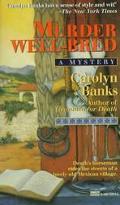 Murder Well-Bred - Carolyn Banks - Mass Market Paperback