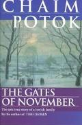 Gates of November Chronicles of the Slepak Family