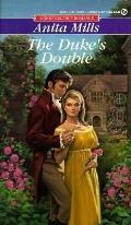 Duke's Double - Anita Mills - Mass Market Paperback - REISSUE