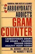 Carbohydrate Addicts Gram Counter