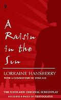 Raisin in the Sun The Unfilmed Original Screenplay